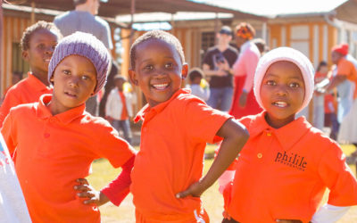 A Well-Rounded Day of Fun for The Children at Philile